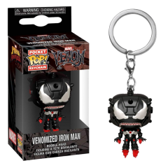Брелок Funko Pocket POP! Keychain: Venomized Iron Man 46463