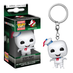 Брелок Funko Pocket POP! Keychain: Ghostbusters: Stay Puft 47607