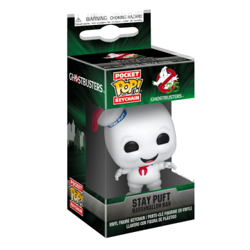 Брелок Funko Pocket POP! Keychain: Ghostbusters: Stay Puft 47607