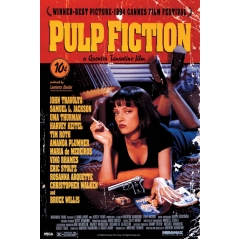 Постер Maxi Pulp Fiction Cover 30791