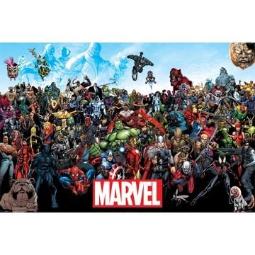 Постер Maxi Marvel Universe 33953