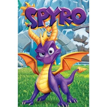 Постер Maxi Spyro Reignited Trilogy 34352