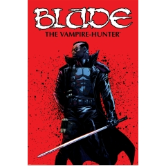 Постер Maxi Blade The Vampire Hunter 34603