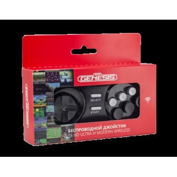 Джойстик беспроводной Retro Genesis Controller 16 Bit HD Ultra Player 1