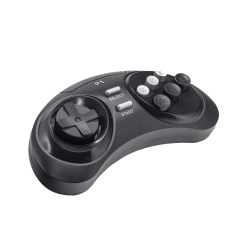 Джойстик беспроводной Retro Genesis Controller 16 Bit HD Ultra Player 2