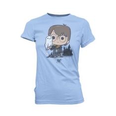 Футболка Funko POP! T-Shirt: Harry Potter and Hedwig Super Cute Juniors 20010