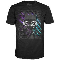 Футболка Funko POP! T-Shirt: Black Panther 31450