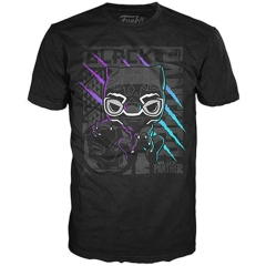 Футболка Funko POP! T-Shirt: Black Panther 31450