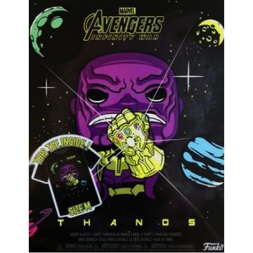 Набор Funko POP and Tee Box: Infinity War: Thanos (S) 33454