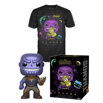 Набор Funko POP and Tee Box: Infinity War: Thanos (M) 33455