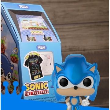 Набор Funko POP and Tee Box: Sonic the Hedgehog (S) 35710