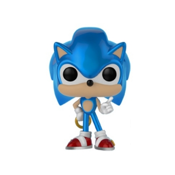 Набор Funko POP and Tee Box: Sonic the Hedgehog (L) 35712