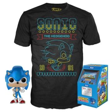 Набор Funko POP and Tee Box: Sonic the Hedgehog (XL) 35713