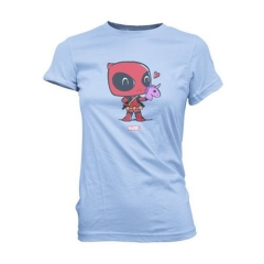 Футболка Funko POP! T-Shirt: Deadpool Hand Puppet 37999