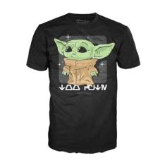 Футболка Funko POP! Star Wars: The Child Black (M) 50591