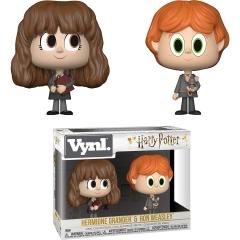 Фигурка Funko VYNL: Harry Potter: Ron and Hermione 30234