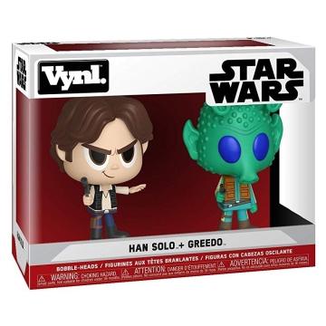 Фигурка Funko VYNL: Star Wars: Han Solo and Greedo 30808