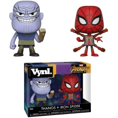 Фигурка Funko VYNL: Marvel: Avengers Infinity War: Thanos and Iron Spider 30932