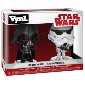 Фигурка Funko VYNL: Star Wars: Darth Vader and Stormtrooper 31616