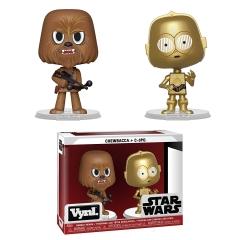 Фигурка Funko VYNL: Star Wars: Chewbacca and C-3PO 31618