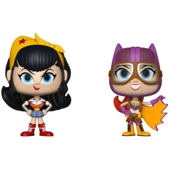 Фигурка Funko VYNL: DC Bombshells: Wonder Woman and Batgirl 32111