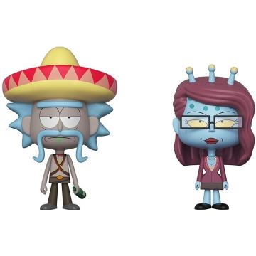 Фигурка Funko VYNL: Rick and Morty: Rick and Unity 32267