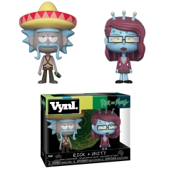 Фигурка Funko VYNL: Rick and Morty: Rick and Unity 32267