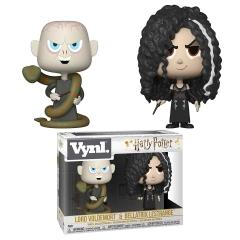 Фигурка Funko VYNL: Harry Potter: Bellatrix and Voldemort 32780