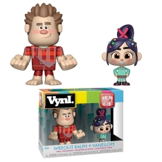 Фигурка Funko VYNL: Disney: Wreck it Ralph: Wreck It Ralph and Vanellope 33187