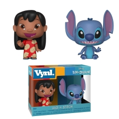 Фигурка Funko VYNL: Disney: Lilo and Stitch: Lilo and Stitch 33373