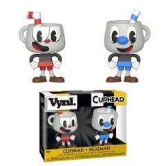 Фигурка Funko VYNL: Cuphead: Cuphead and Mugman 35262