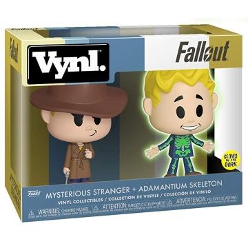 Фигурка Funko VYNL: Fallout: Adamantium and Stranger 35263